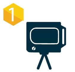 Matterport Camera Icon
